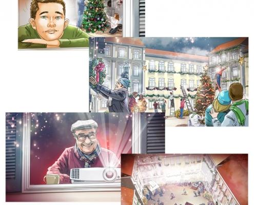 Storyboard für Illustrator gesucht